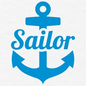Sailor Mugs & Drinkware - Men's T-Shirt