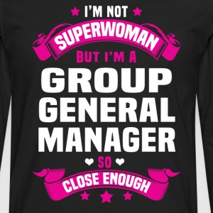 Group General Manager T-Shirts - Men's Premium Long Sleeve T-Shirt