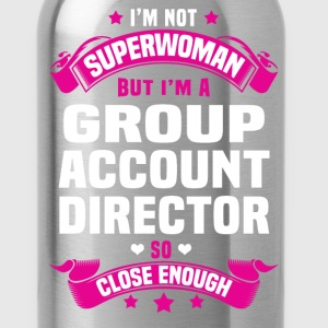 Group Account Director T-Shirts - Water Bottle