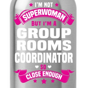 Group Rooms Coordinator T-Shirts - Water Bottle