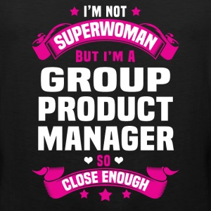 Group Product Manager T-Shirts - Men's Premium Tank
