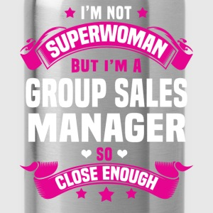 Group Sales Manager T-Shirts - Water Bottle