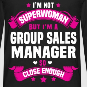 Group Sales Manager T-Shirts - Men's Premium Long Sleeve T-Shirt
