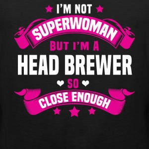 Head Brewer T-Shirts - Men's Premium Tank