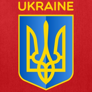 Ukraine Coat of Arms - Tote Bag