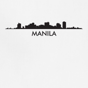 Manila Philippines Skyline - Adjustable Apron