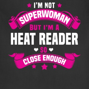Heat Reader T-Shirts - Adjustable Apron