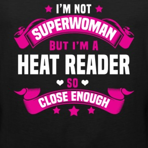Heat Reader T-Shirts - Men's Premium Tank