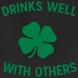 Drinks well with others T-Shirts - Leggings