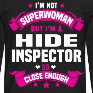 Hide Inspector T-Shirts - Men's Premium Long Sleeve T-Shirt