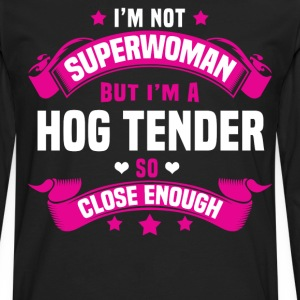 Hog Tender T-Shirts - Men's Premium Long Sleeve T-Shirt