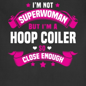 Hoop Coiler T-Shirts - Adjustable Apron