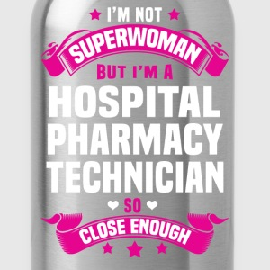 Hospital Pharmacy Technician T-Shirts - Water Bottle