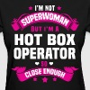 Hot Box Operator T-Shirts - Women's T-Shirt