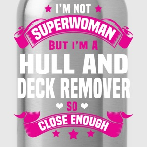 Hull And Deck Remover T-Shirts - Water Bottle