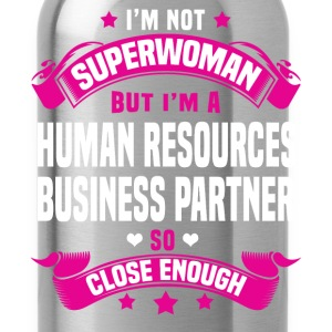 Human Resources Business Partner T-Shirts - Water Bottle