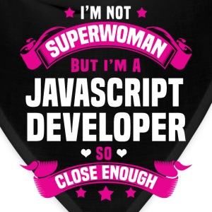 JavaScript Developer T-Shirts - Bandana