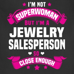 Jewelry Salesperson T-Shirts - Adjustable Apron
