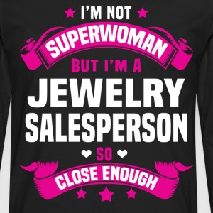 Jewelry Salesperson T-Shirts - Men's Premium Long Sleeve T-Shirt