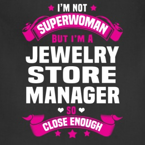 Jewelry Store Manager T-Shirts - Adjustable Apron
