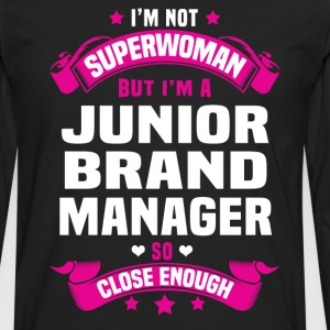 Junior Brand Manager T-Shirts - Men's Premium Long Sleeve T-Shirt