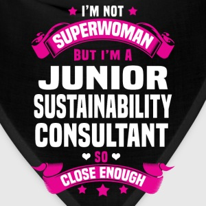 Junior Sustainability Consultant T-Shirts - Bandana