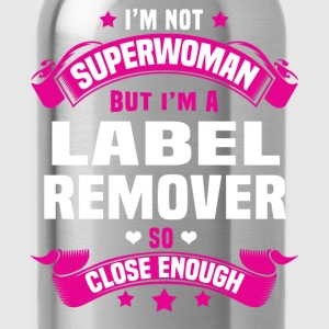 Label Remover T-Shirts - Water Bottle