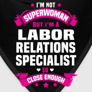 Labor Relations Specialist T-Shirts - Bandana