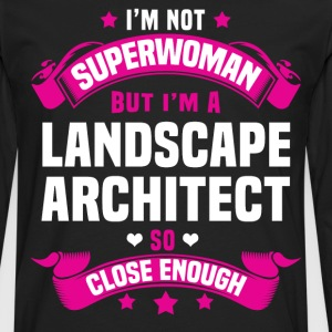 Landscape Architect T-Shirts - Men's Premium Long Sleeve T-Shirt