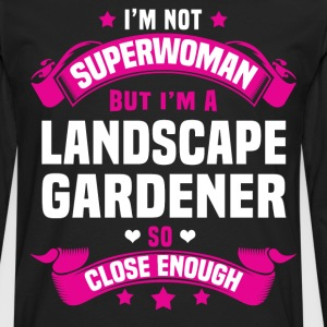 Landscape Gardener T-Shirts - Men's Premium Long Sleeve T-Shirt