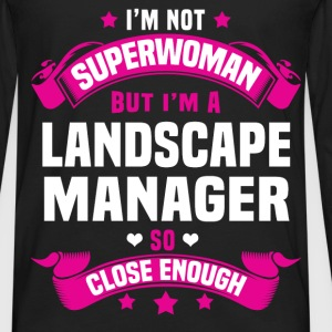 Landscape Manager T-Shirts - Men's Premium Long Sleeve T-Shirt