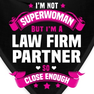 Law Firm Partner T-Shirts - Bandana