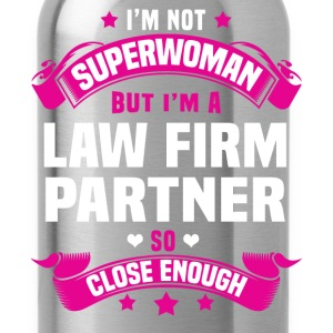 Law Firm Partner T-Shirts - Water Bottle