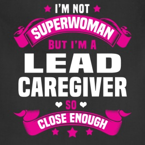Lead Caregiver T-Shirts - Adjustable Apron
