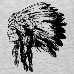 American Native Head - Men's Premium Long Sleeve T-Shirt