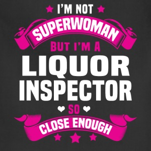 Liquor Inspector T-Shirts - Adjustable Apron