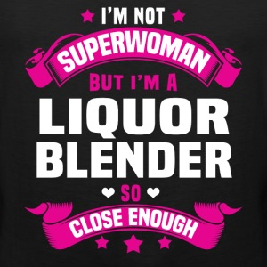 Liquor Blender T-Shirts - Men's Premium Tank