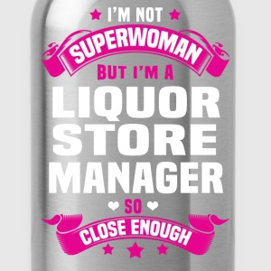Liquor Store Manager T-Shirts - Water Bottle