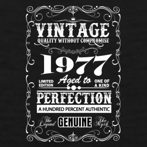 1978,Age,Aged,To,Perfection,Limited,Edition,Origi Mugs & Drinkware - Men's Premium Tank