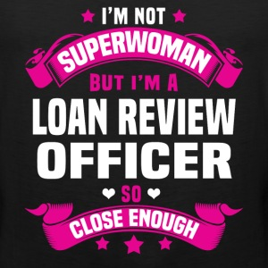 Loan Review Officer T-Shirts - Men's Premium Tank