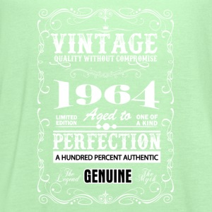 Premium Vintage 1964 Aged To Perfection T-Shirts - Women's Flowy Tank Top by Bella