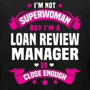 Loan Review Manager T-Shirts - Men's Premium Tank