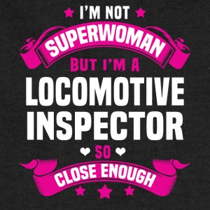 Locomotive Inspector T-Shirts - Sweatshirt Cinch Bag