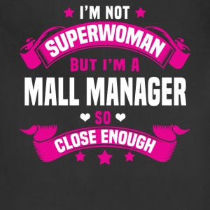 Mall Manager T-Shirts - Adjustable Apron