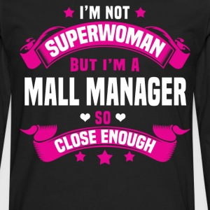 Mall Manager T-Shirts - Men's Premium Long Sleeve T-Shirt