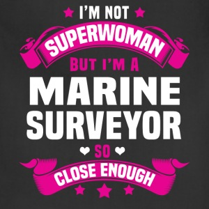 Marine Surveyor T-Shirts - Adjustable Apron