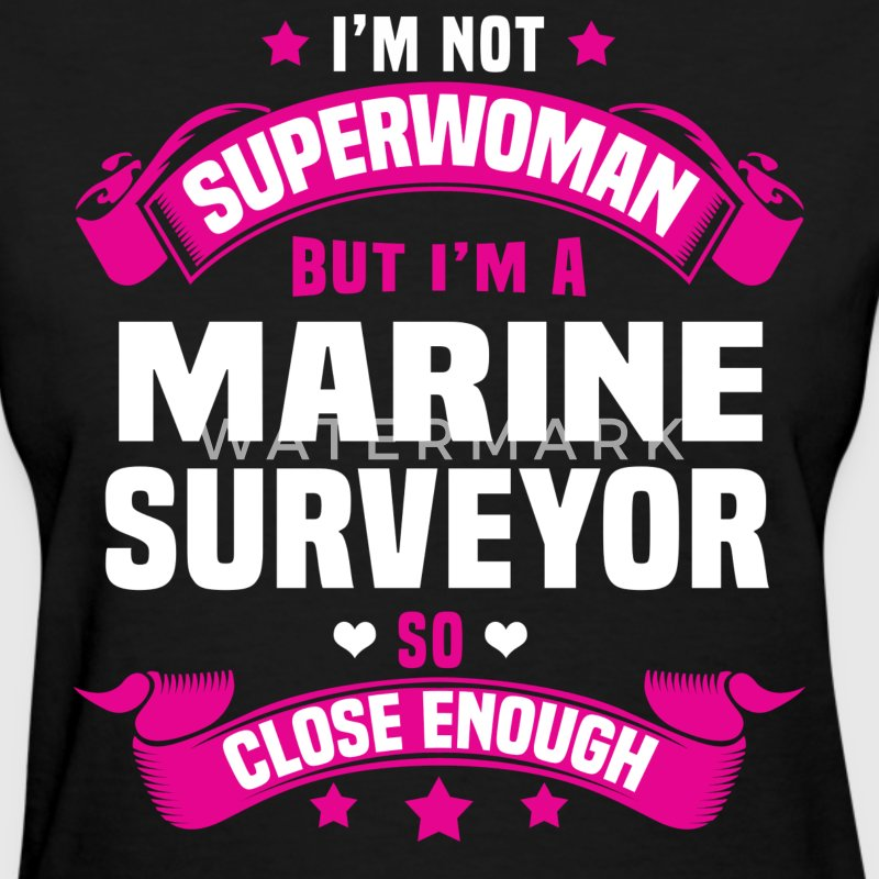 Marine Surveyor T-Shirts - Women's T-Shirt