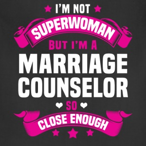 Marriage Counselor T-Shirts - Adjustable Apron