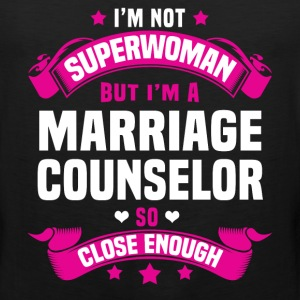 Marriage Counselor T-Shirts - Men's Premium Tank