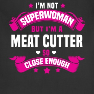 Meat Cutter T-Shirts - Adjustable Apron